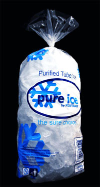 Pure Ice Packaging